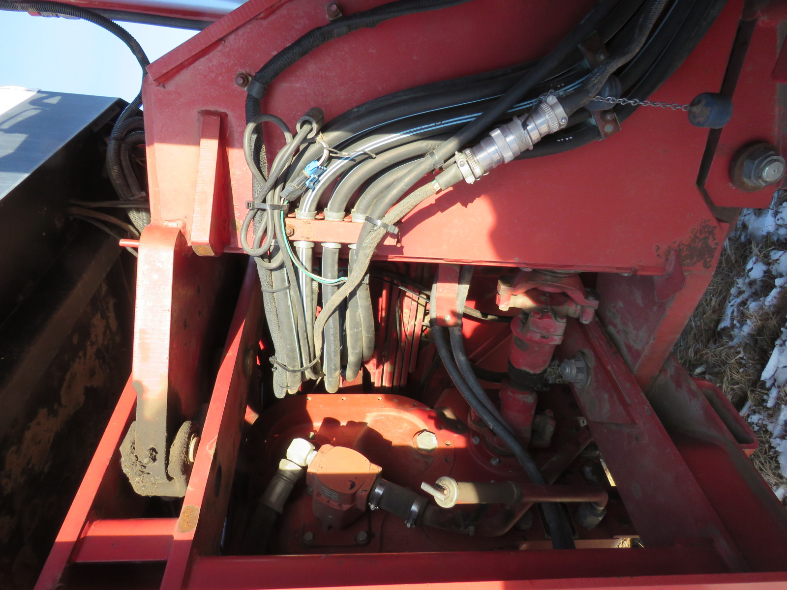 CASE-IH 1991 9270 4WD Tractor JCB0026904 - Image 7