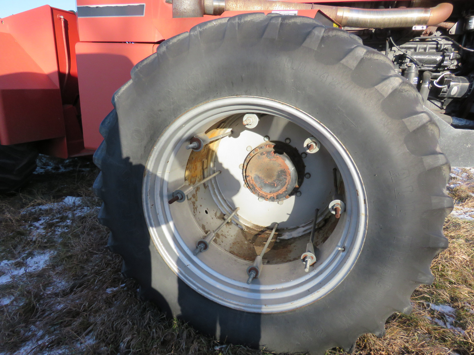 Case-IH 9170 4WD Tractor 9170 JCB0002613 - Image 8