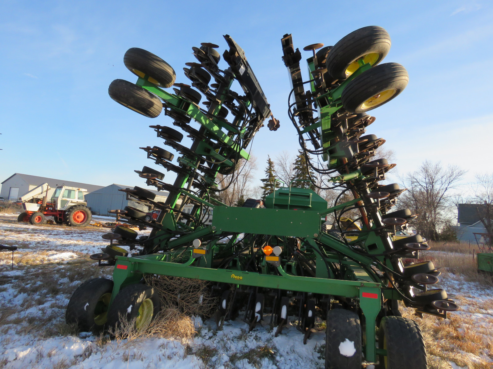 1997 John Deere Air Seeder - Image 11