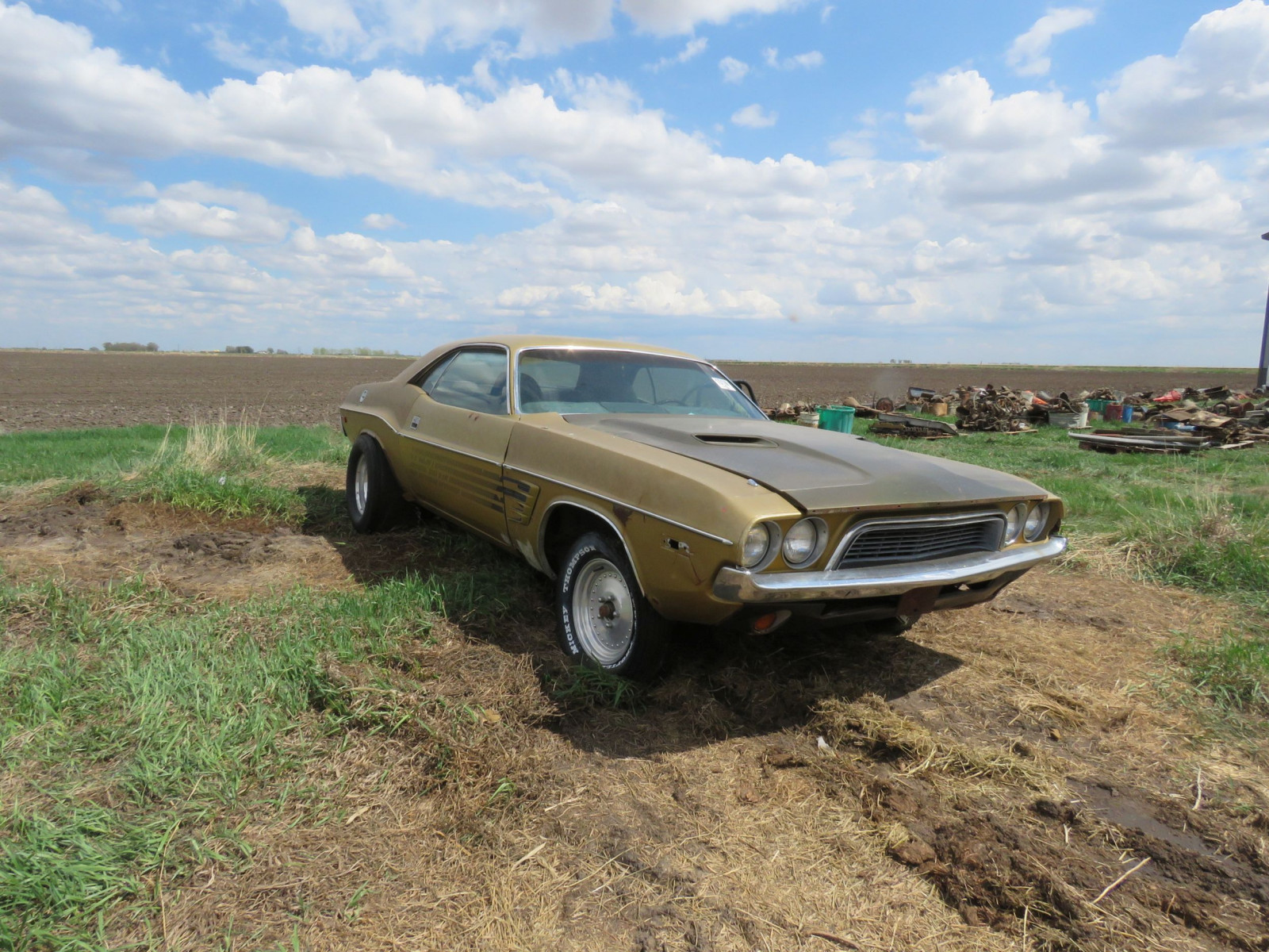 1972 Dodge Challenger Coupe - Image 3