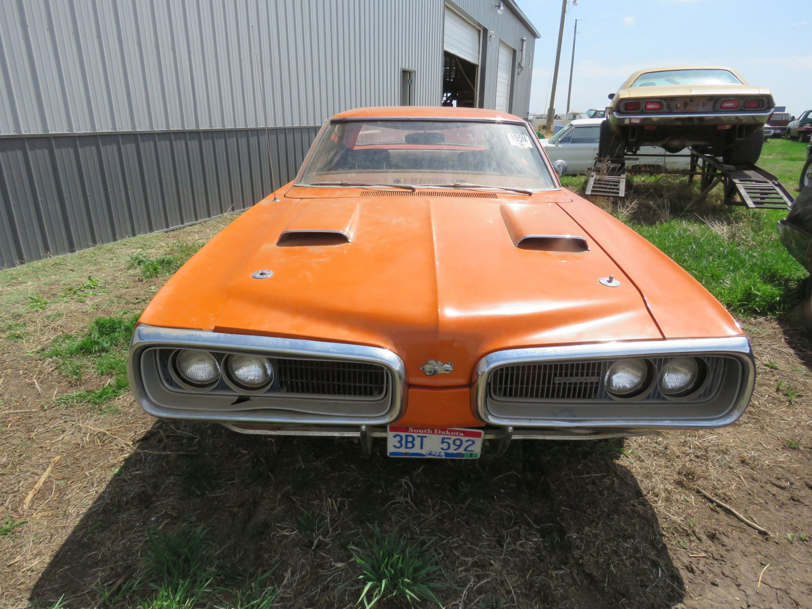 1970 Dodge Super Bee 440 6 Pack Coupe - Image 2