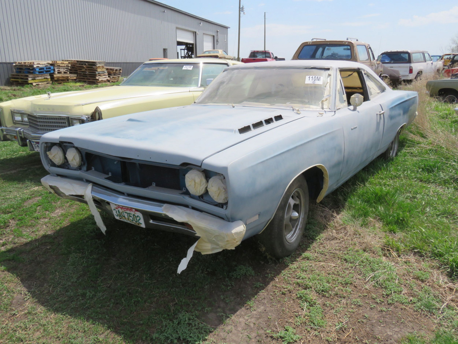 1969 Road Runner Coupe - Image 1