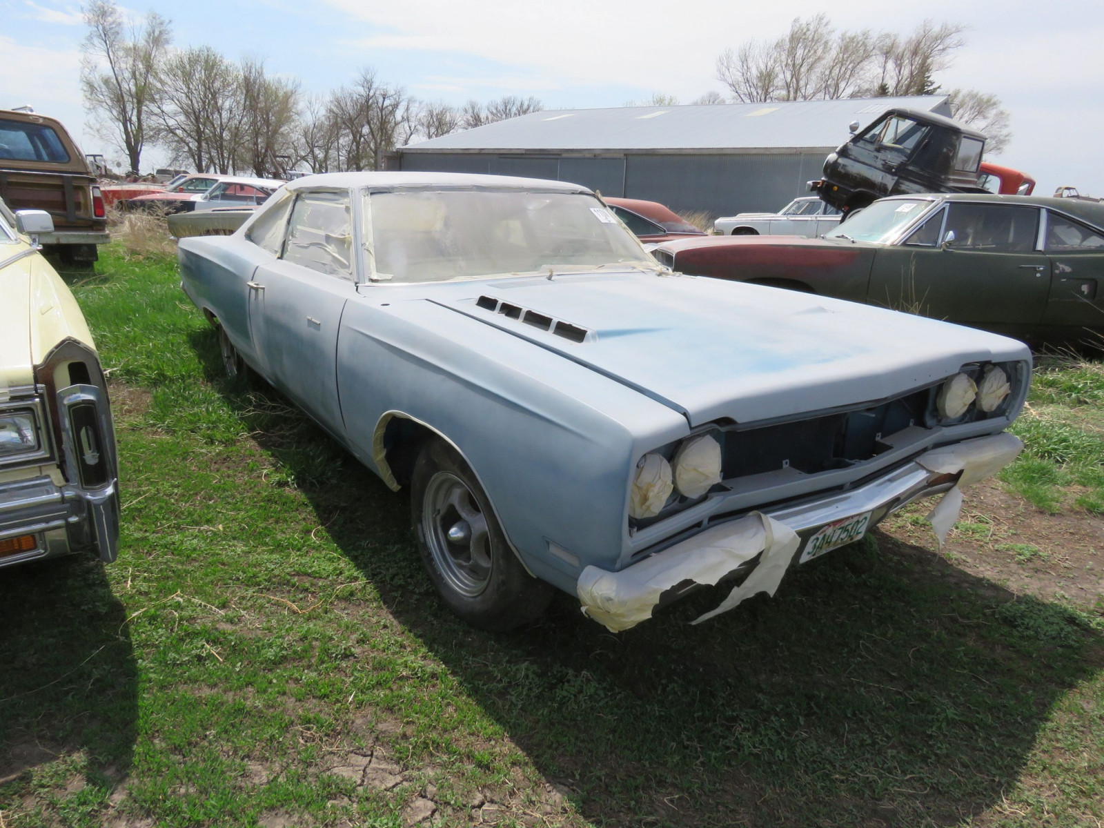 1969 Road Runner Coupe - Image 3