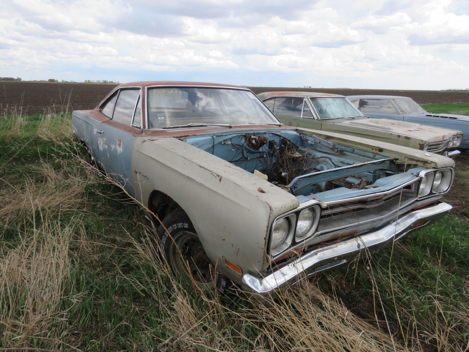 1969 Plymouth Satellite Coupe - Image 3