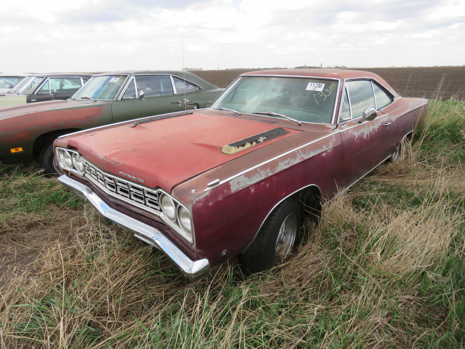 1968 Plymouth Satellite Coupe - Image 1