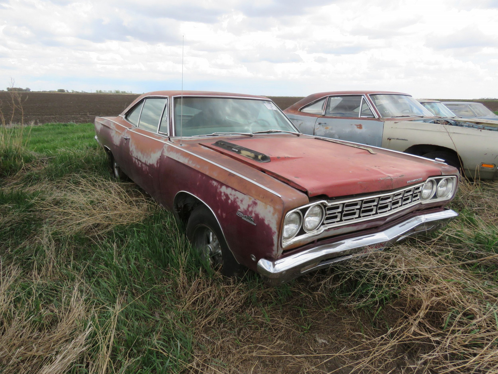 1968 Plymouth Satellite Coupe - Image 3