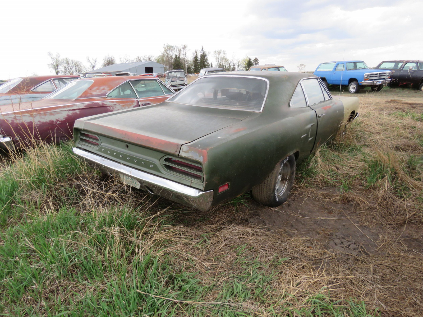 1970 Plymouth Road Runner Coupe - Image 5