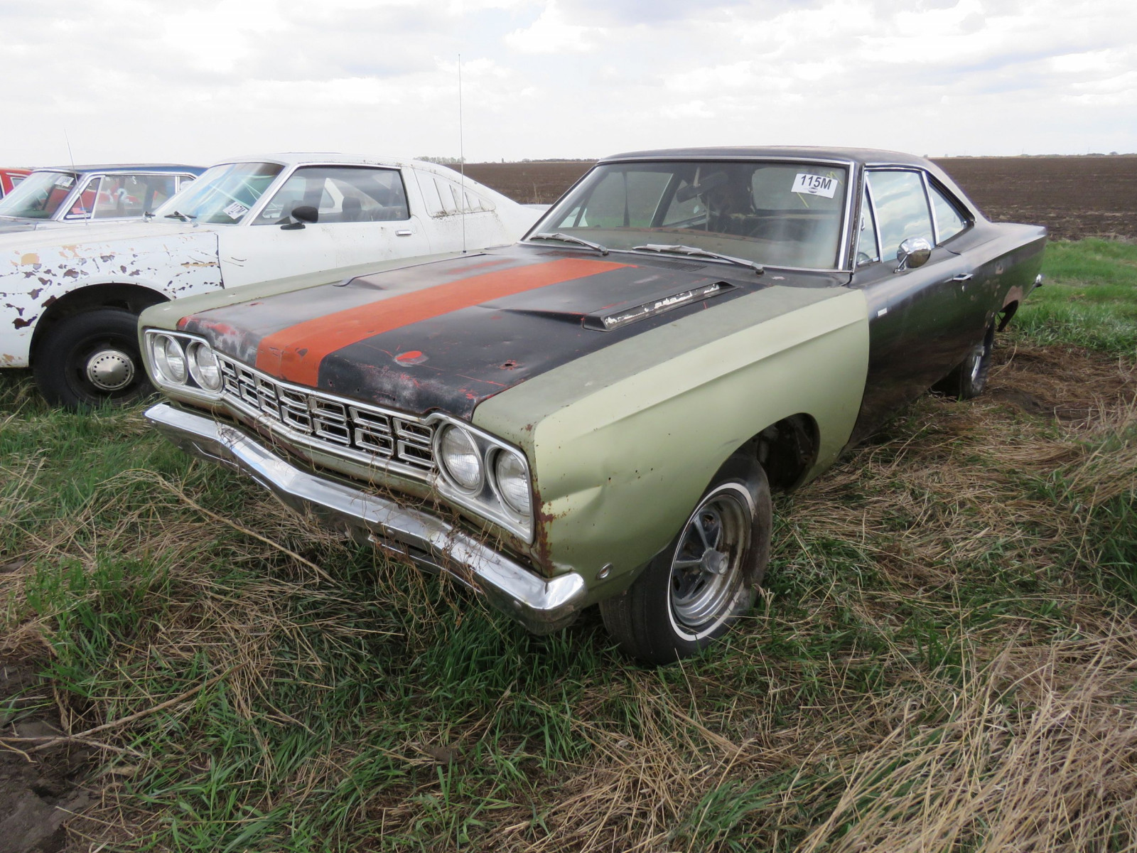 1968 Plymouth Road Runner Coupe - Image 1