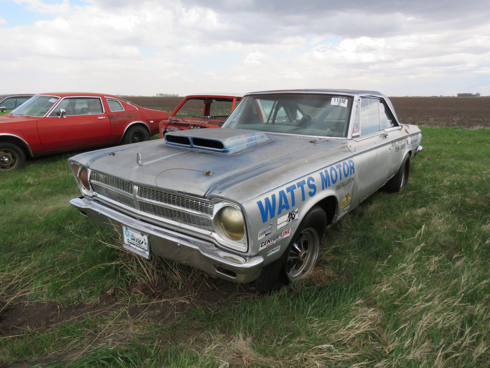 Plymouth Satellite Coupe - Image 1