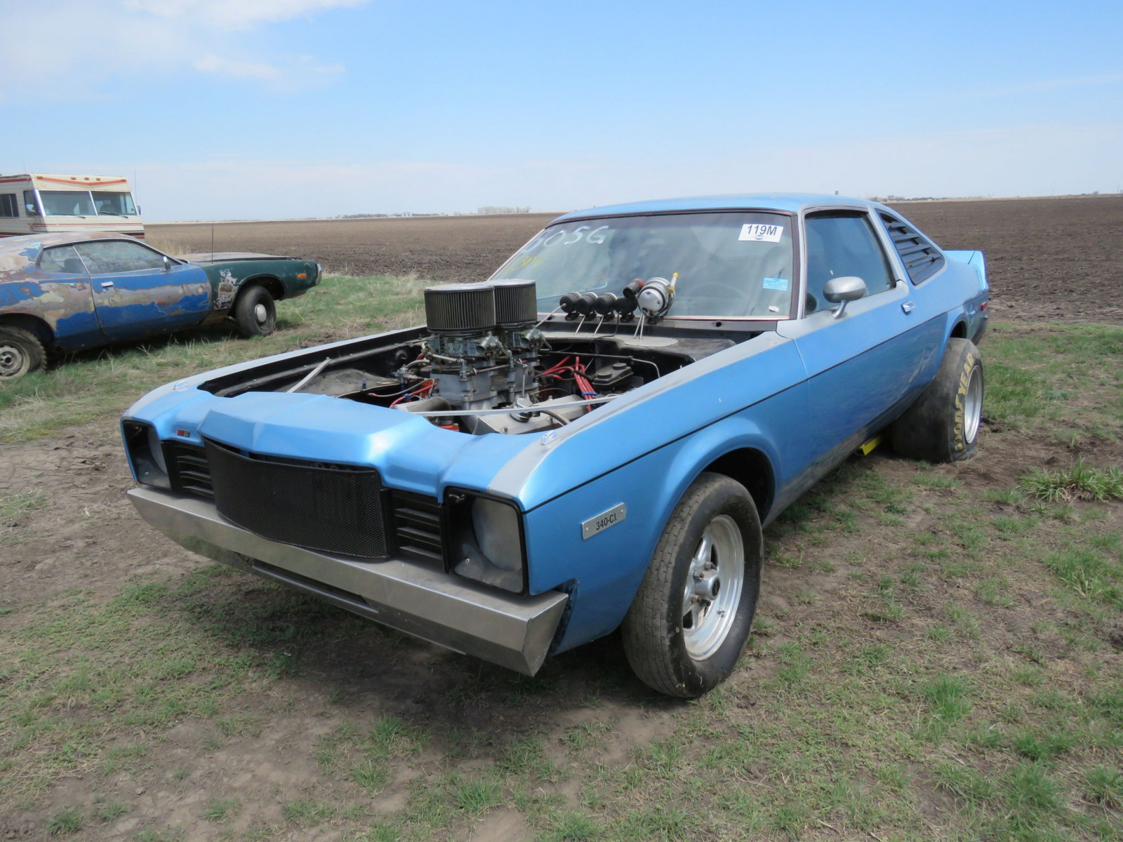 1979 Dodge Aspen Drag Car - Image 1