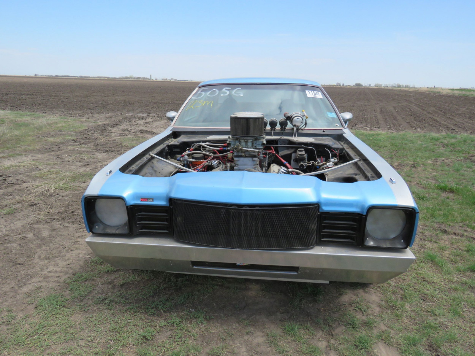 1979 Dodge Aspen Drag Car - Image 2