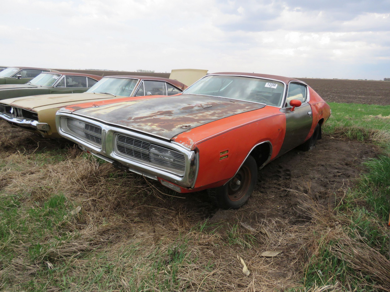 1971 Dodge Charger Coupe - Image 1