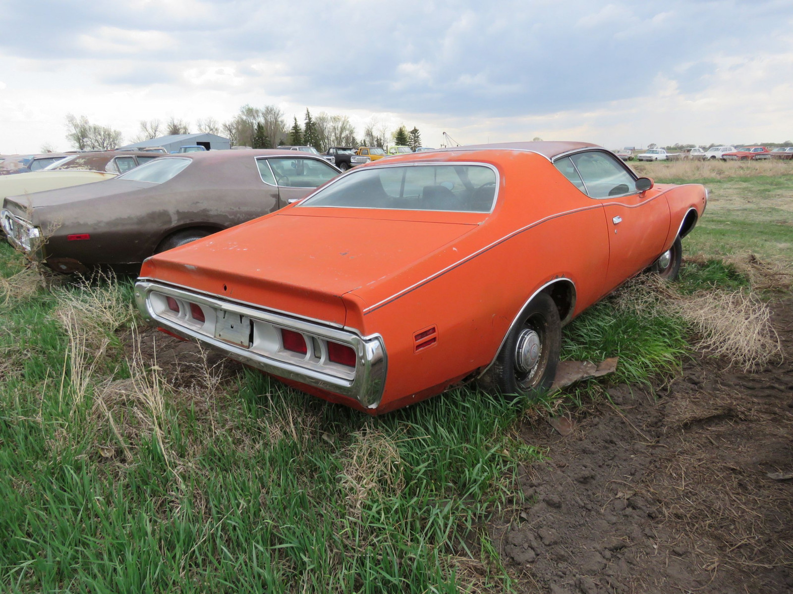 1971 Dodge Charger Coupe - Image 5