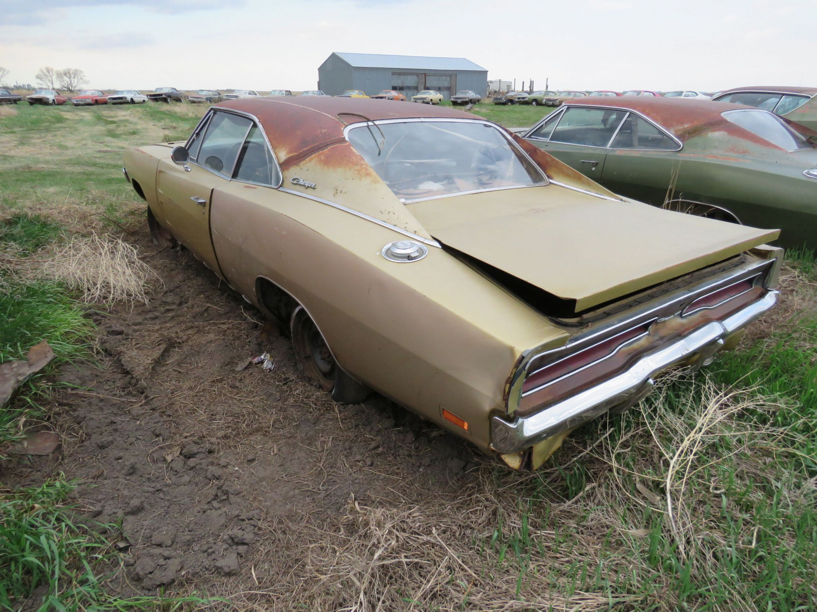 1969 Dodge Charger - Image 7