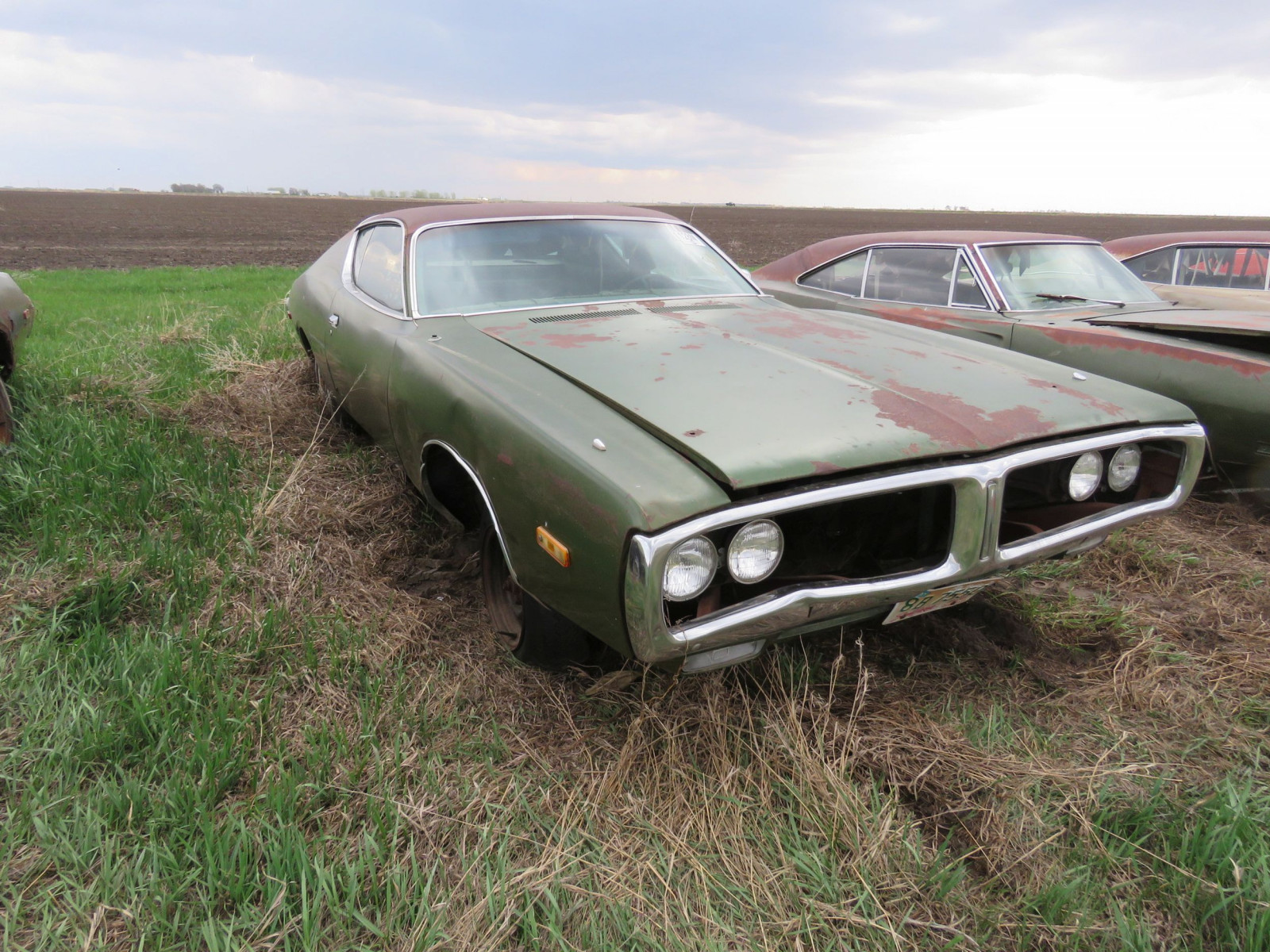 1972 Dodge Charger Coupe - Image 3