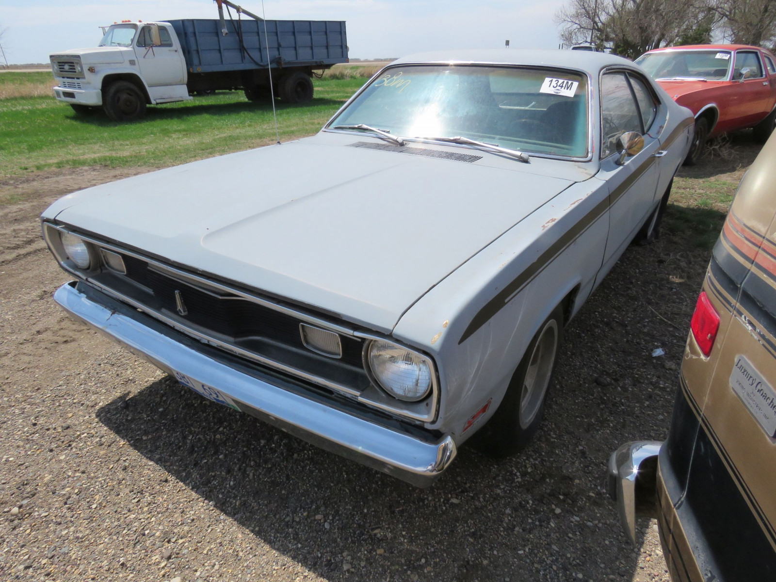 1971 Plymouth Duster 2dr HT - Image 3
