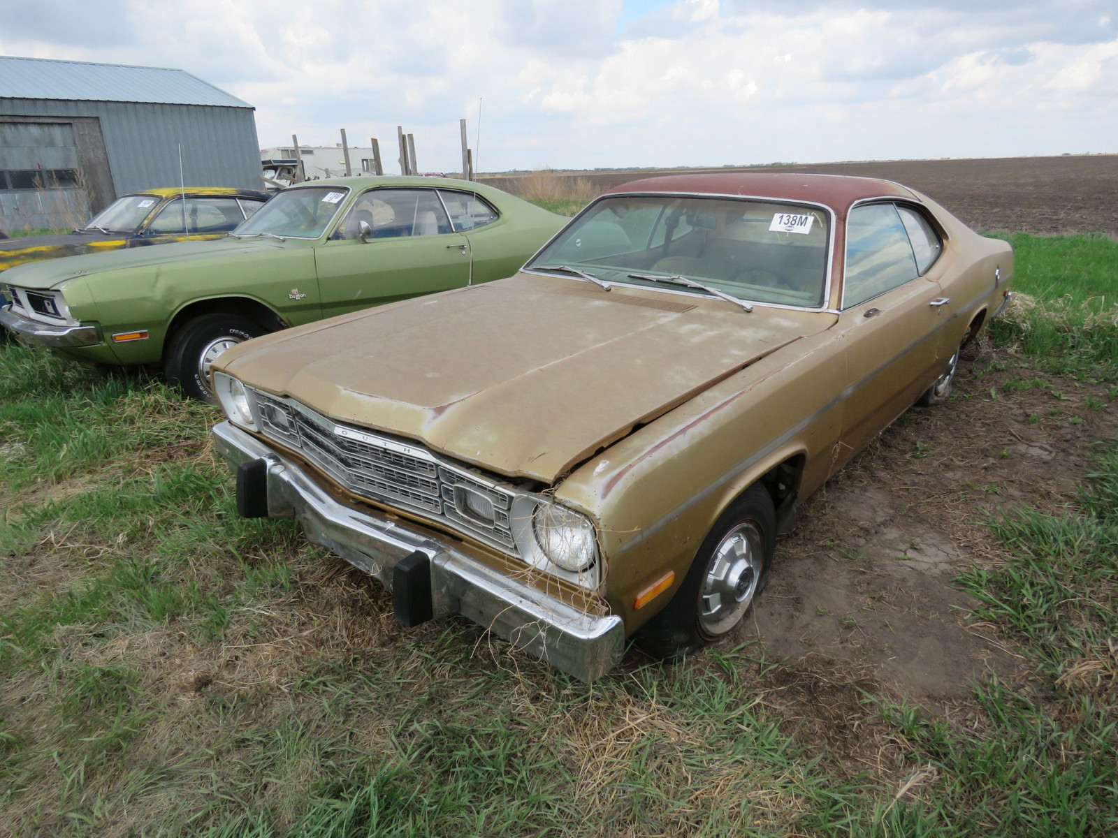 1974 Plymouth Duster Coupe - Image 2
