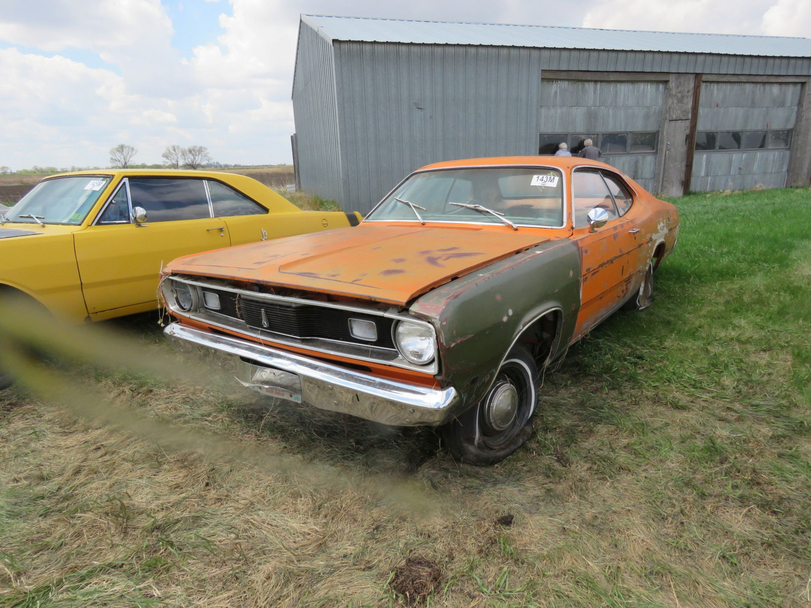 1970 Plymouth Duster Coupe - Image 1