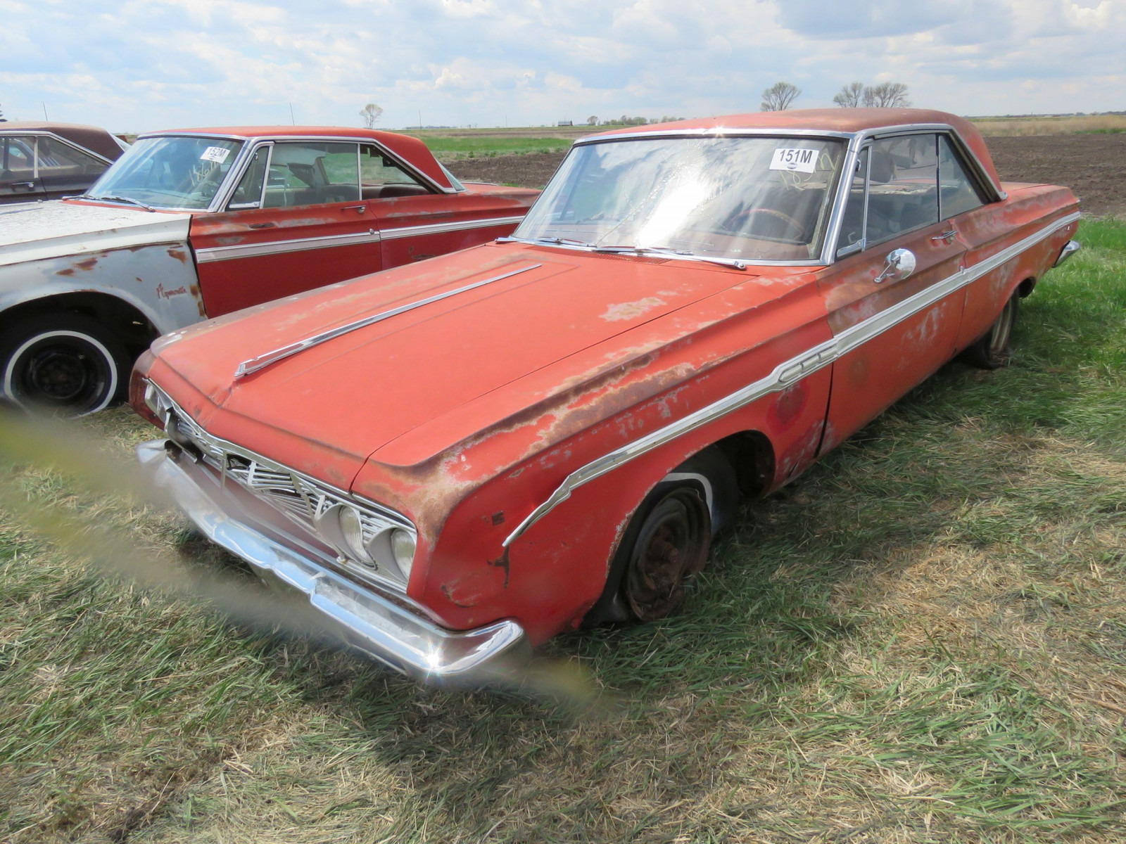 Plymouth Fury 2dr HT - Image 1