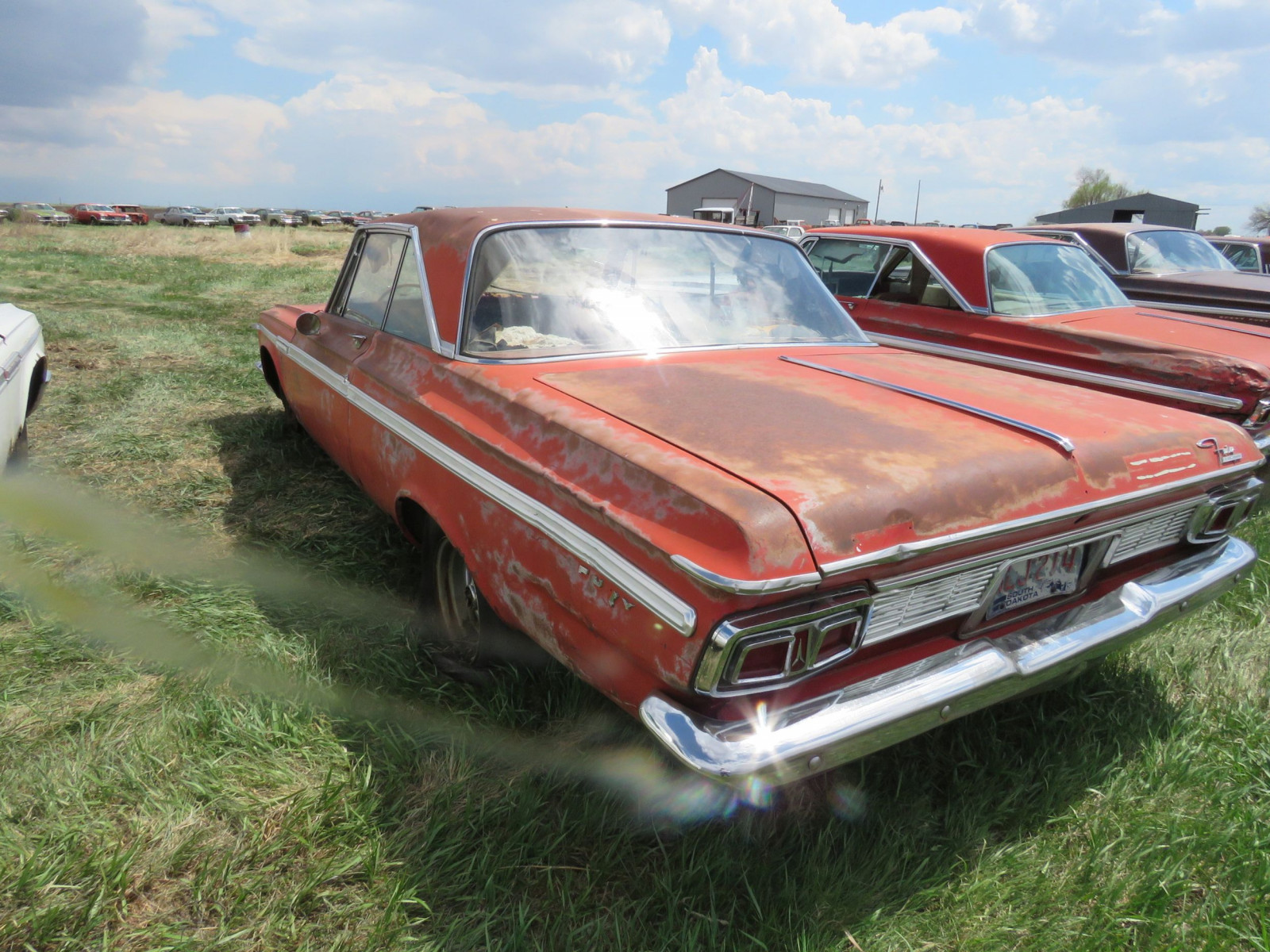 Plymouth Fury 2dr HT - Image 5