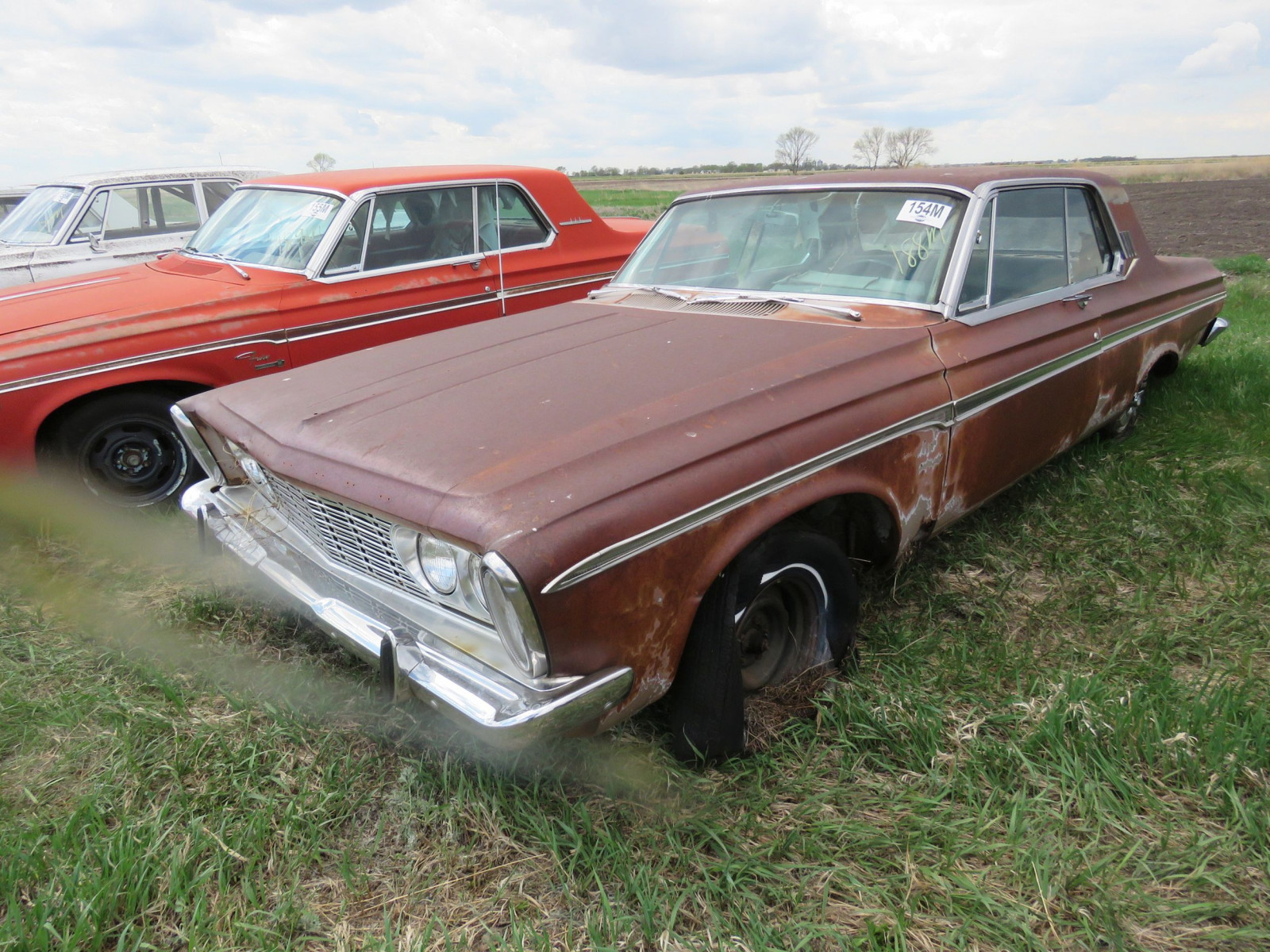 Plymouth Sport Fury 2dr HT - Image 1