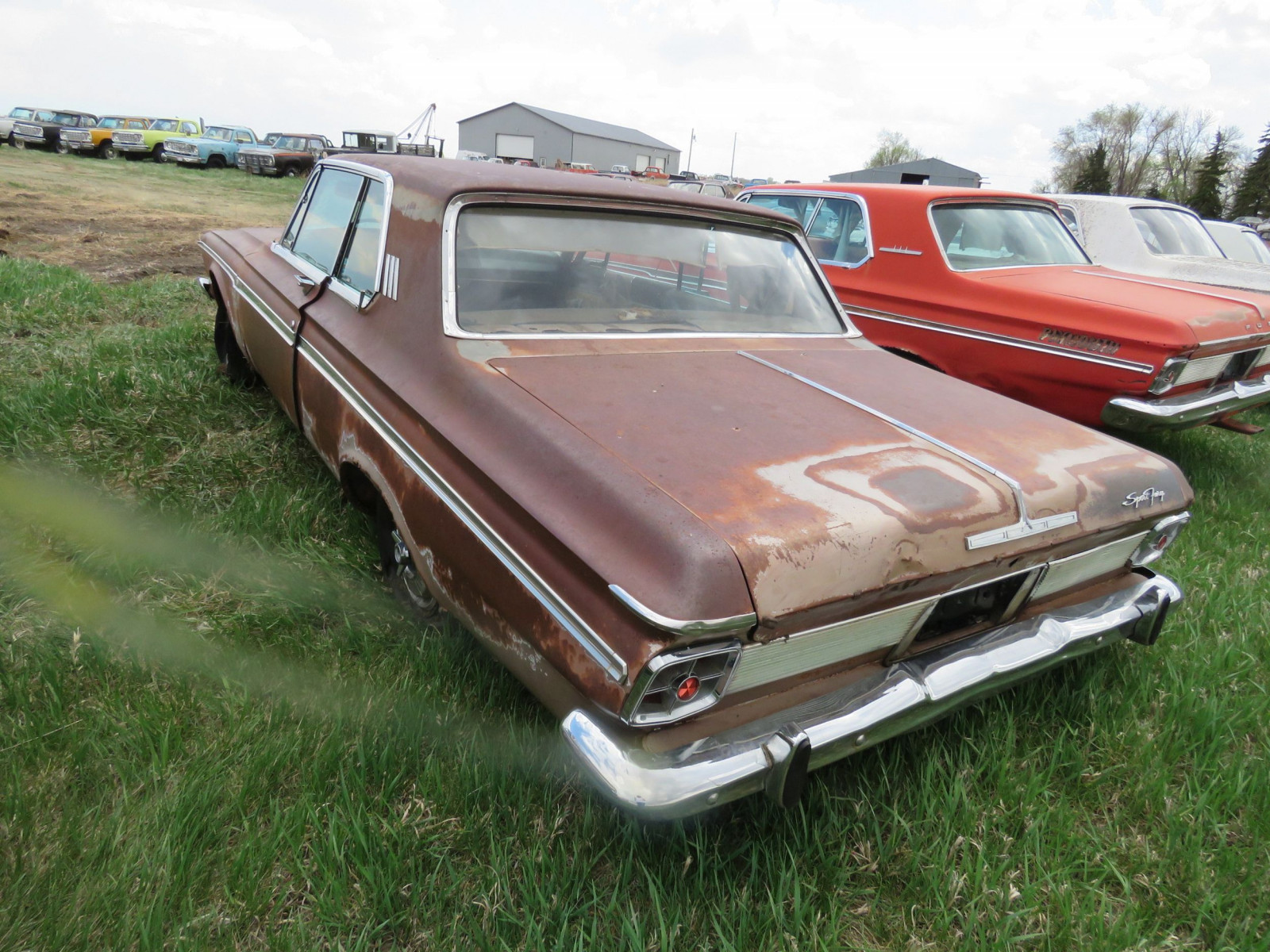Plymouth Sport Fury 2dr HT - Image 5