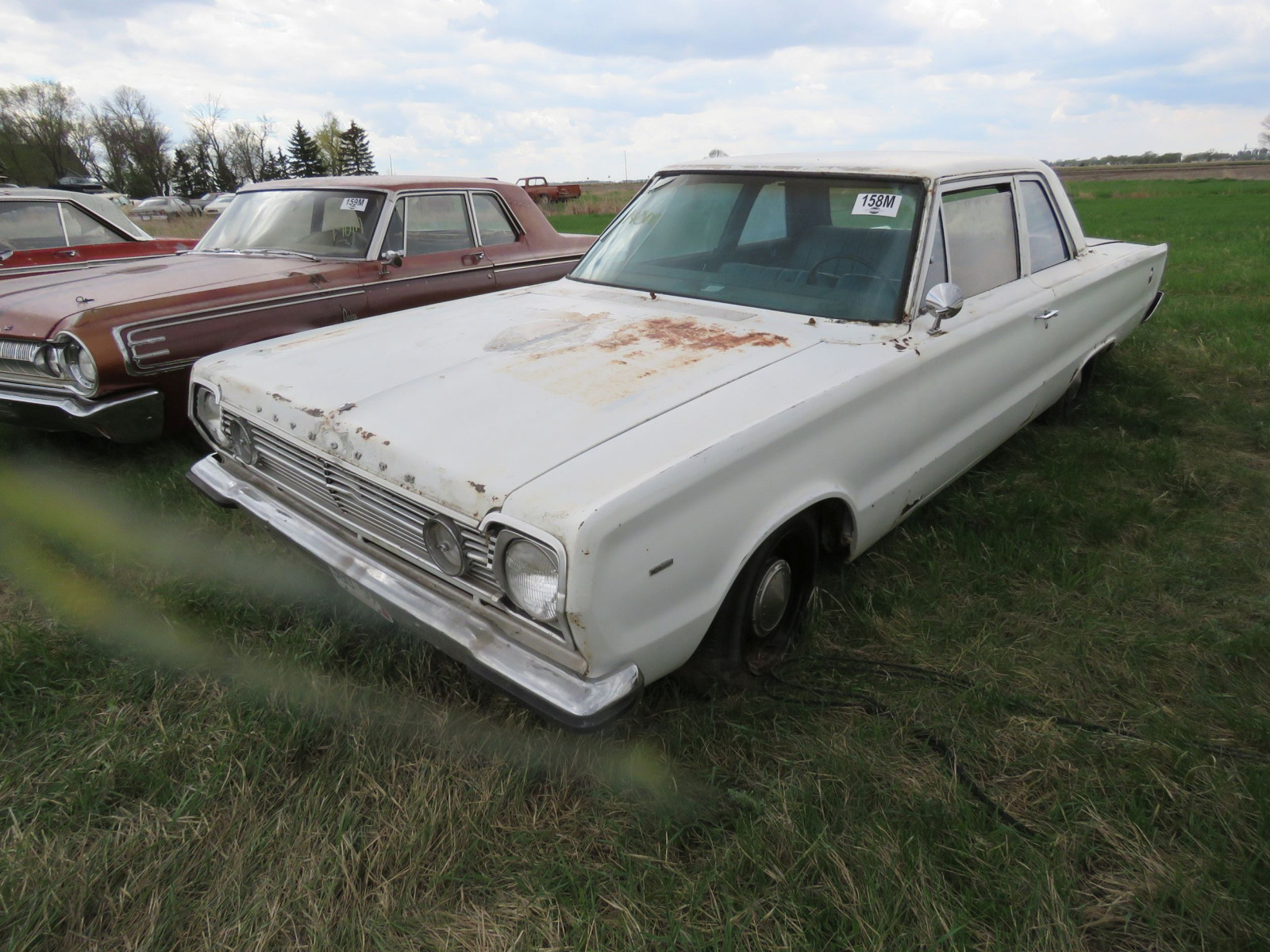 1966 Plymouth Belvedere 2dr post - Image 1
