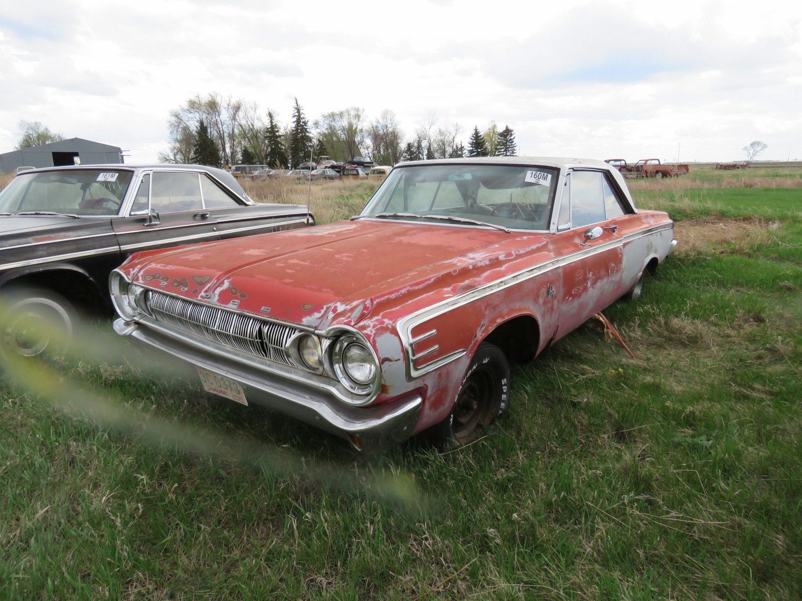 1962 Dodge 440 2dr Post - Image 1
