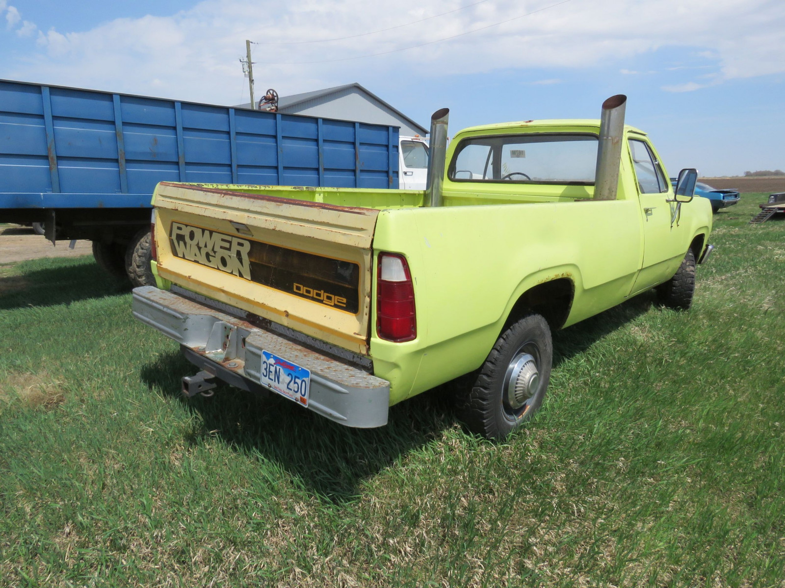 1977 Dodge Power Wagon - Image 4