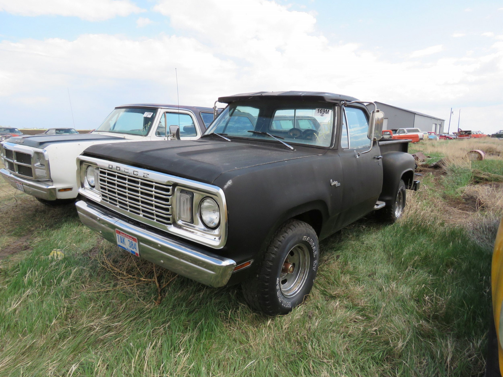 Dodge D10 Stepside Pickup - Image 1