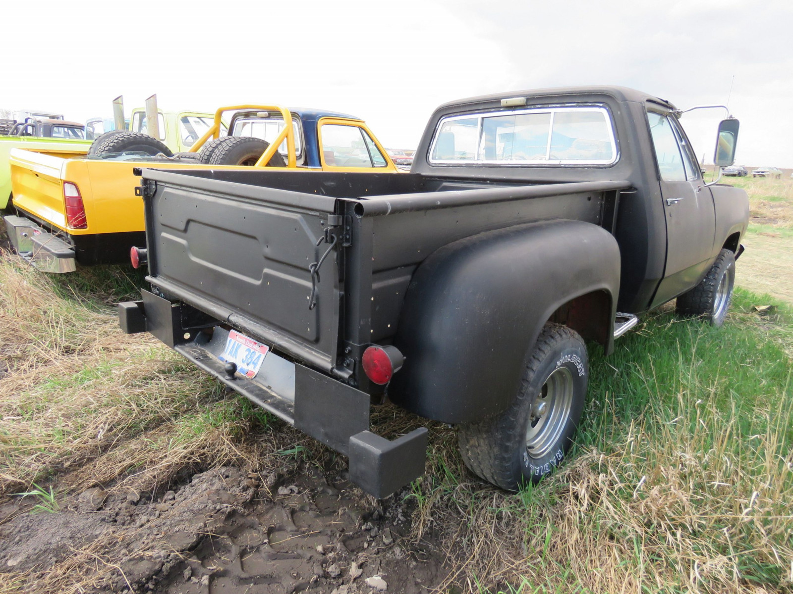 Dodge D10 Stepside Pickup - Image 3
