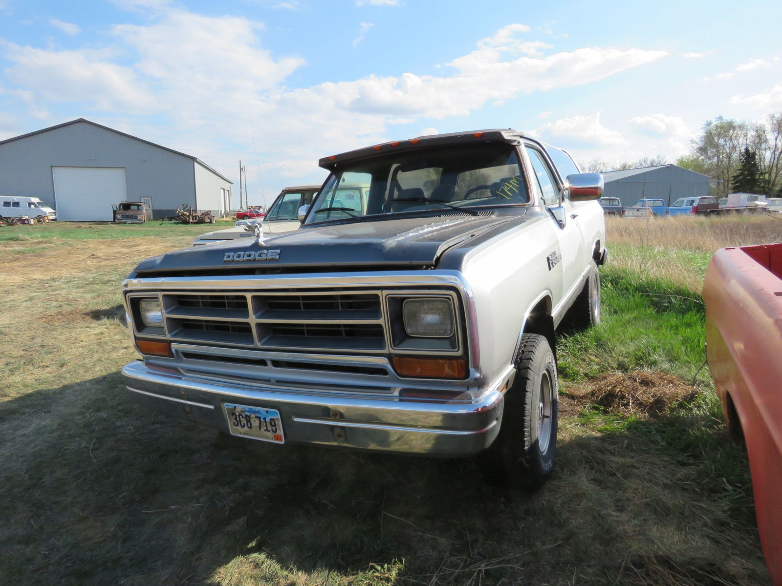 1990 Dodge Ram Charger Pickup - Image 1