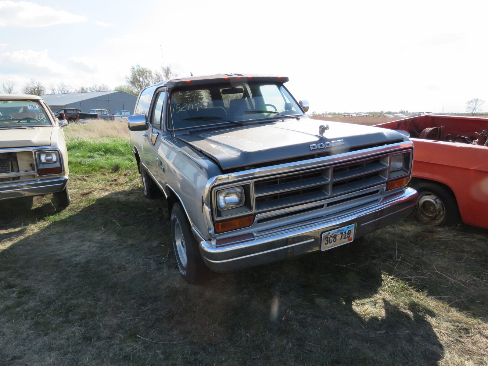 1990 Dodge Ram Charger Pickup - Image 2