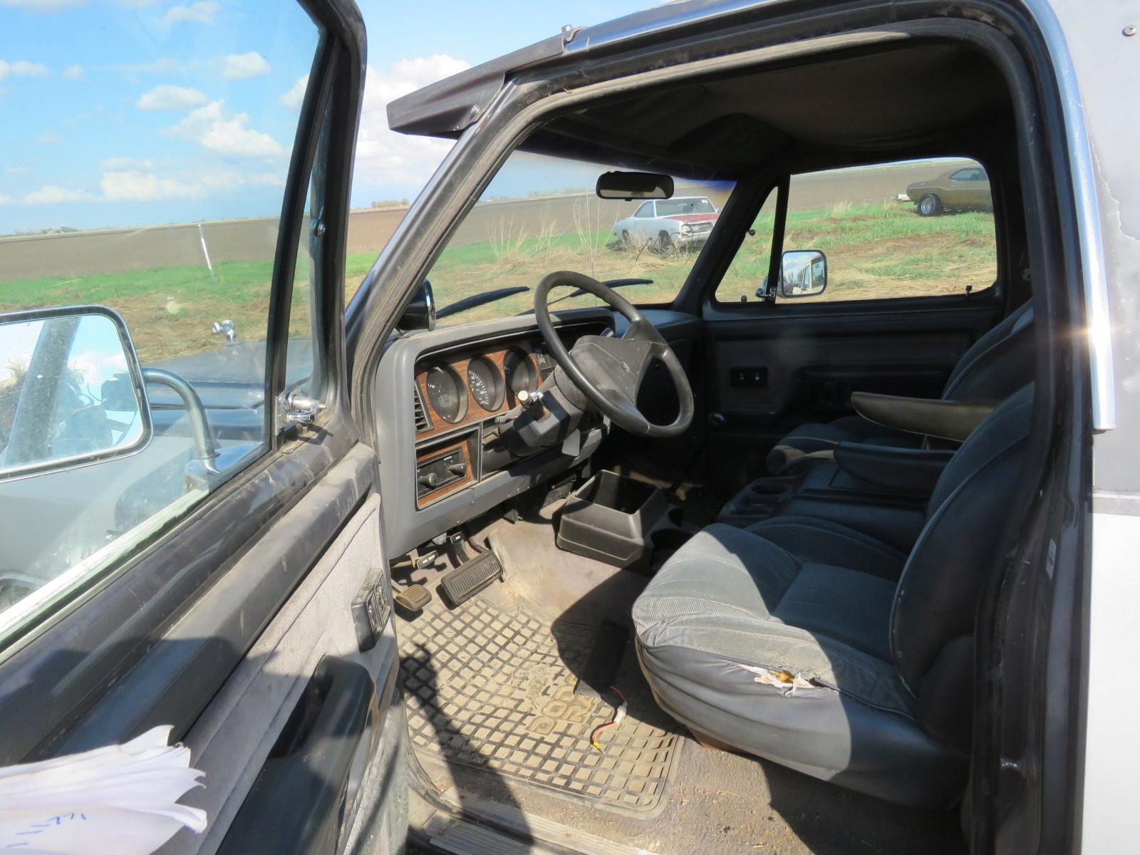 1990 Dodge Ram Charger Pickup - Image 7