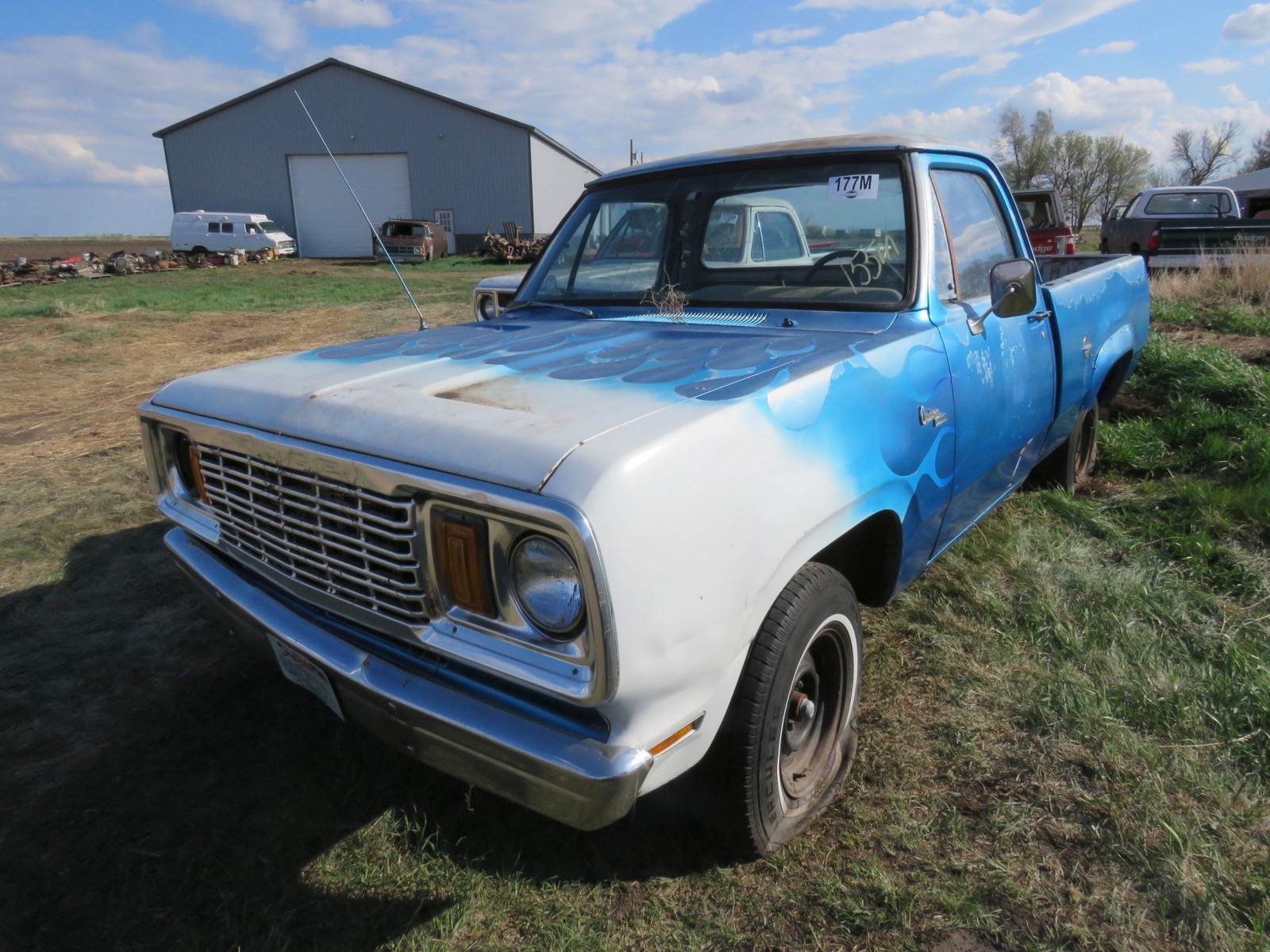1978 Dodge Custom Shortbox Pickup - Image 1