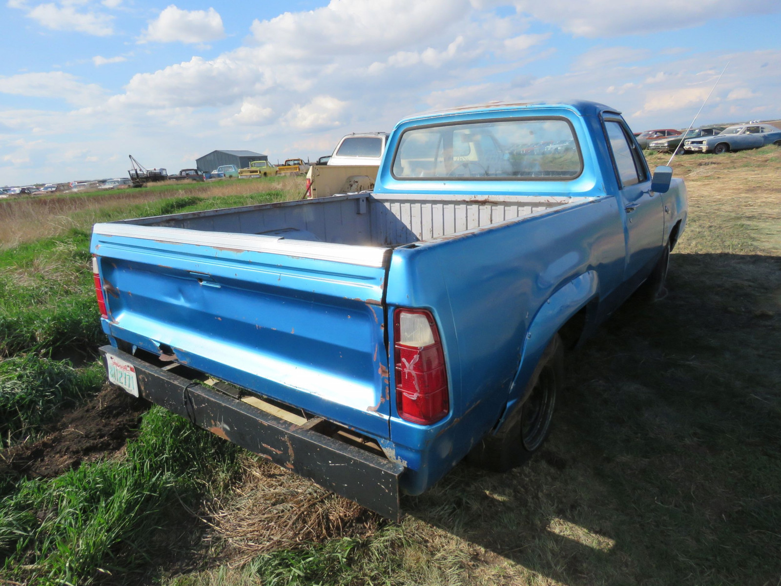 1978 Dodge Custom Shortbox Pickup - Image 3