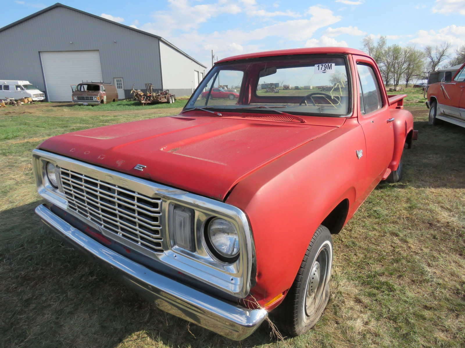 1975 Dodge D100 Pickup - Image 1