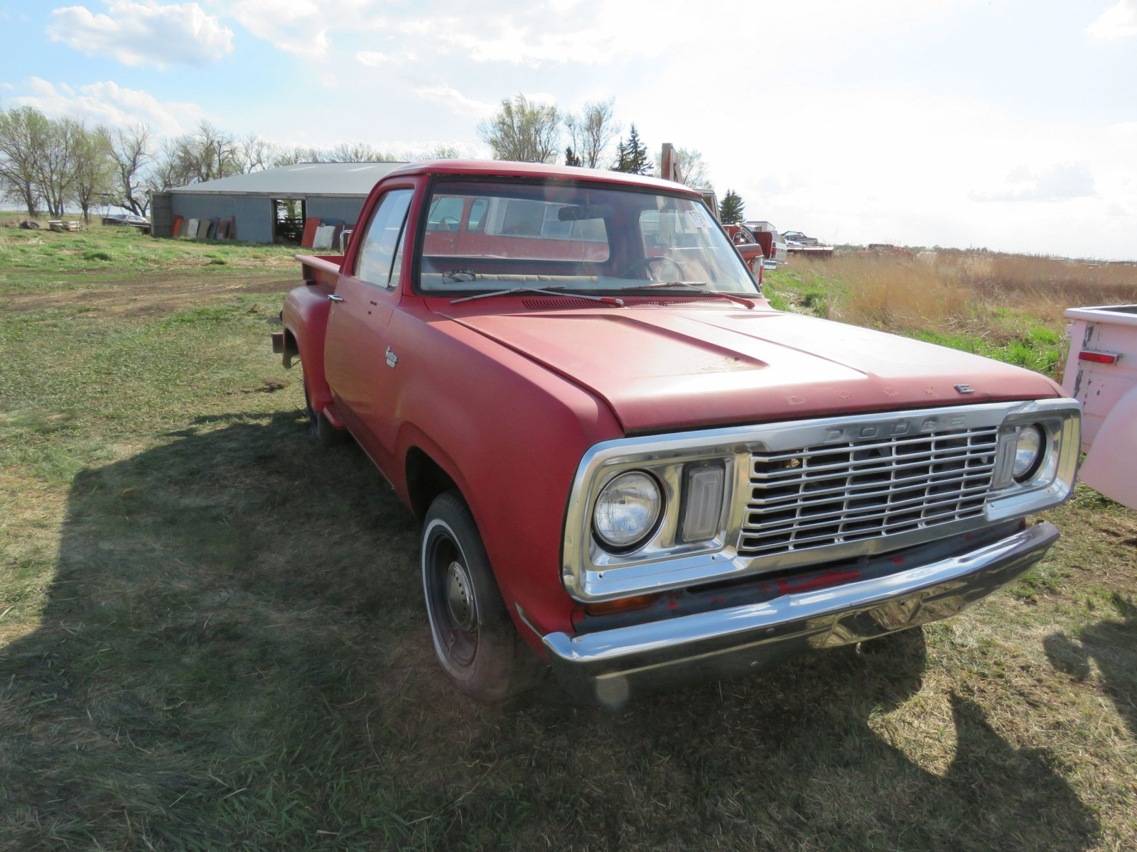 1975 Dodge D100 Pickup - Image 2