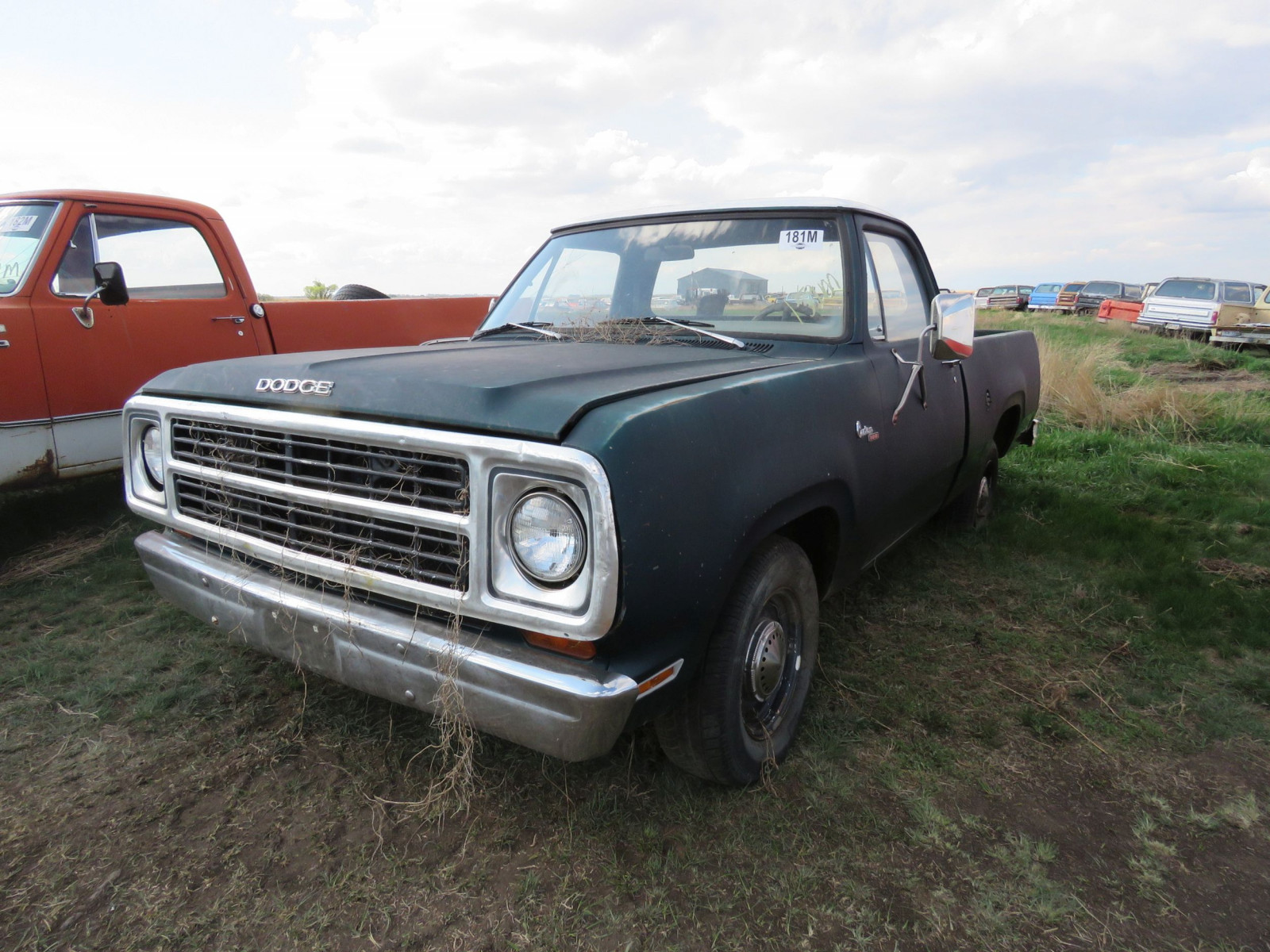 1979 Dodge D100 Pickup - Image 1