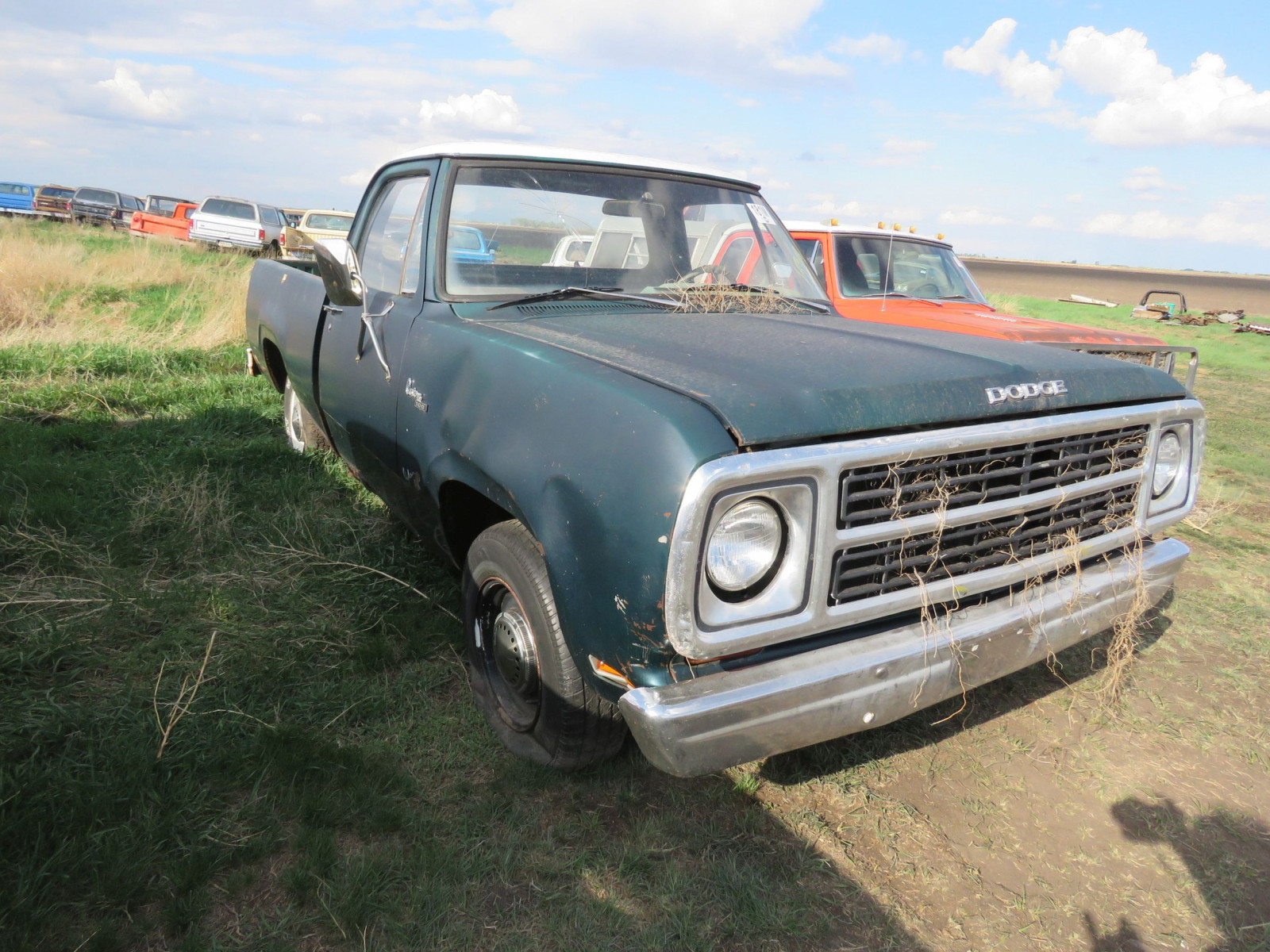 1979 Dodge D100 Pickup - Image 2