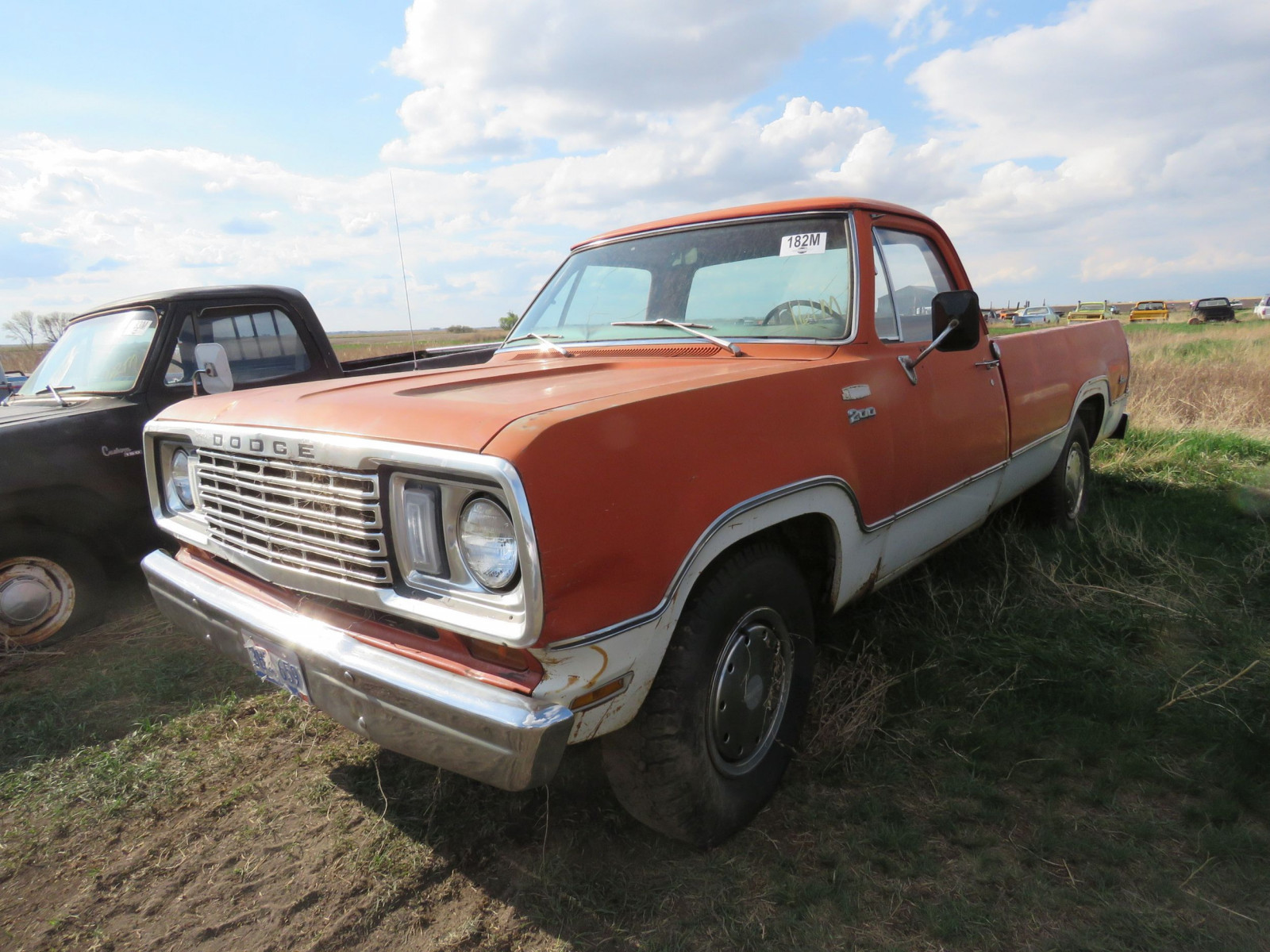 1973 Dodge D200 Pickup - Image 1