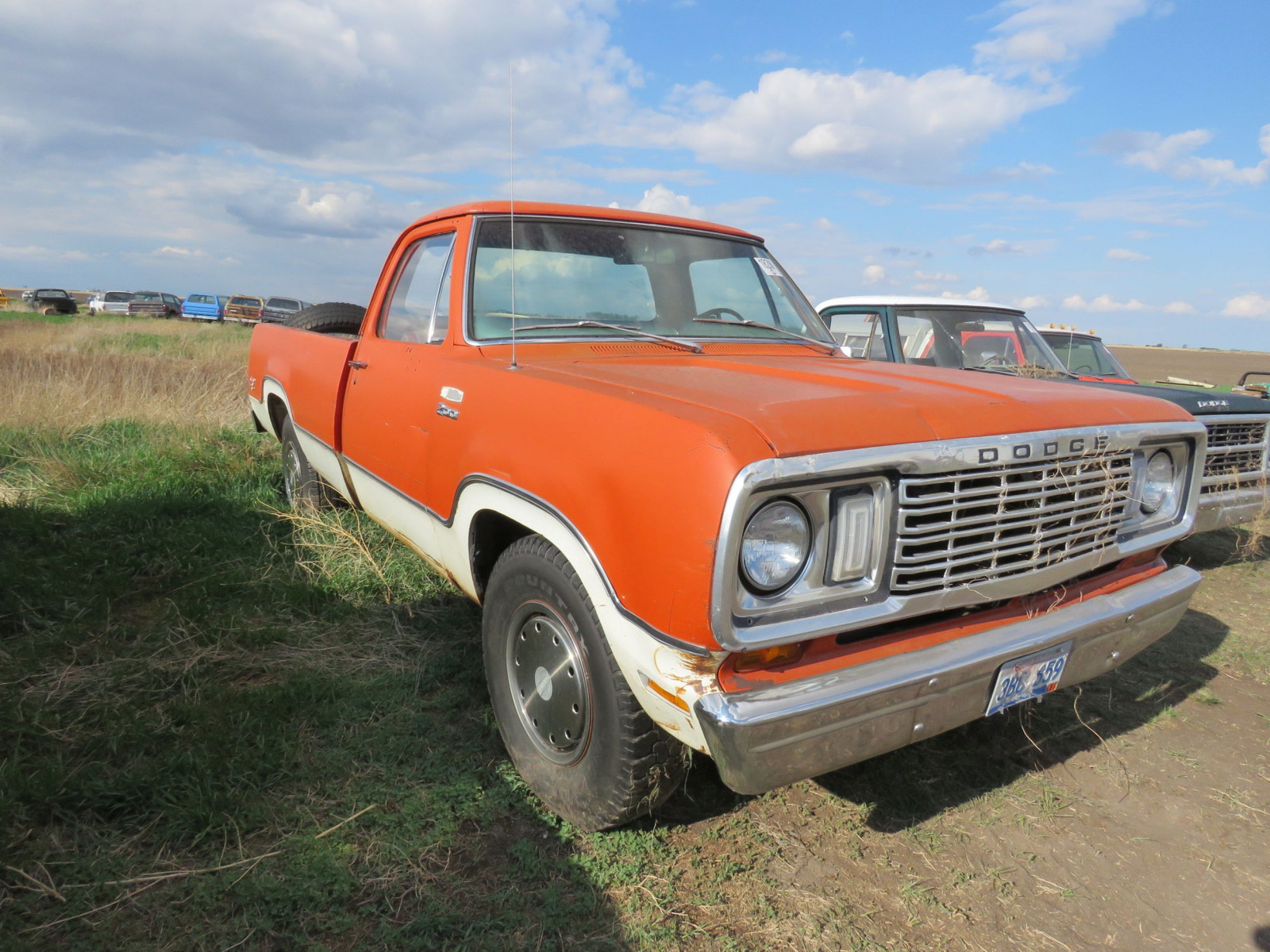 1973 Dodge D200 Pickup - Image 2