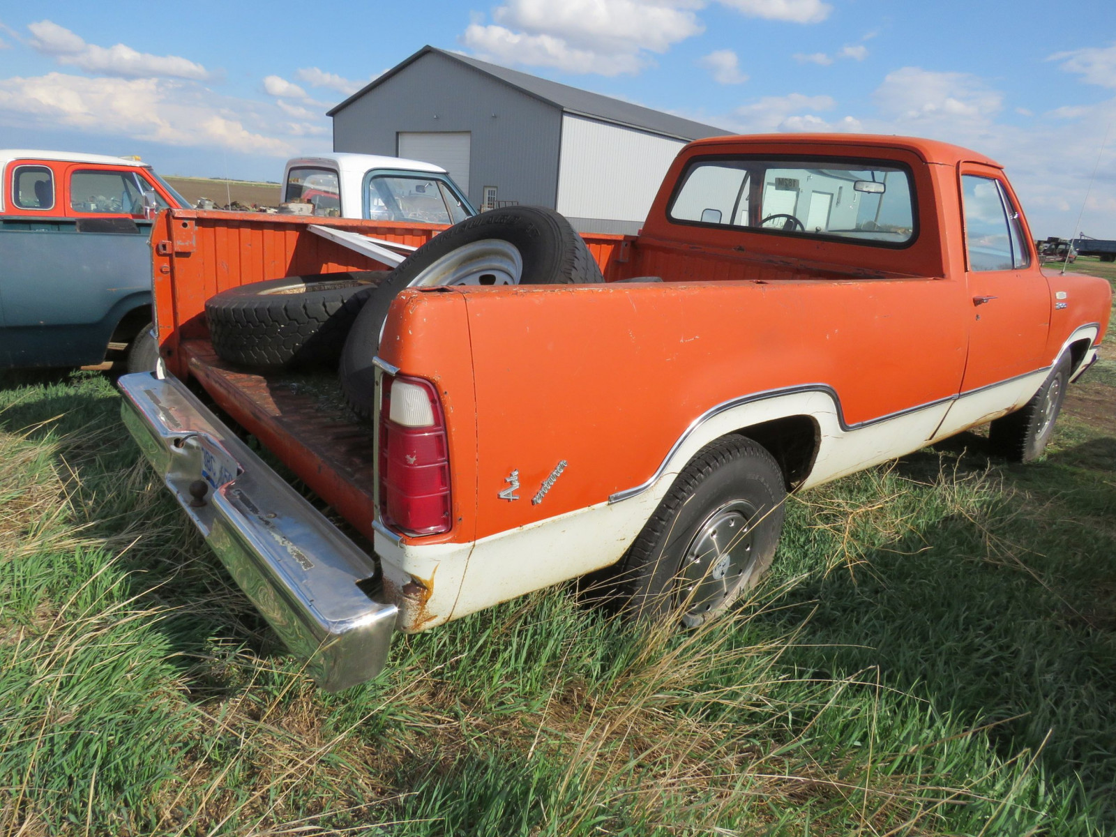1973 Dodge D200 Pickup - Image 3