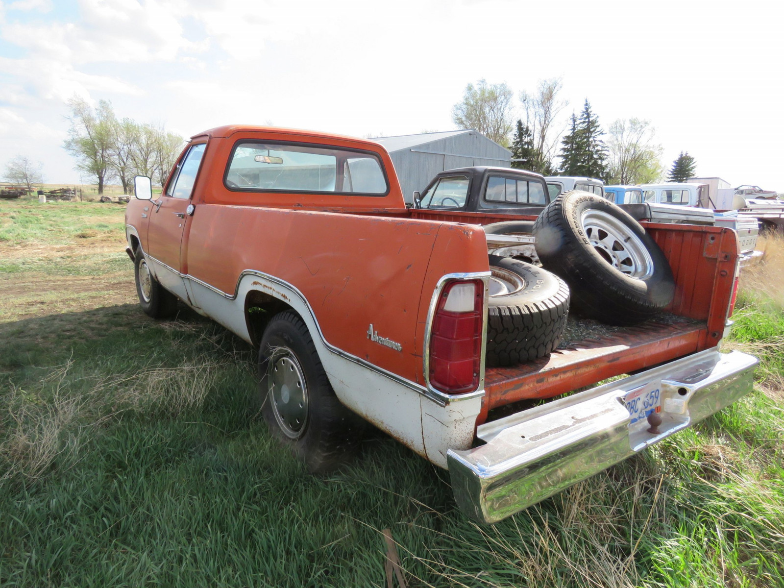 1973 Dodge D200 Pickup - Image 4