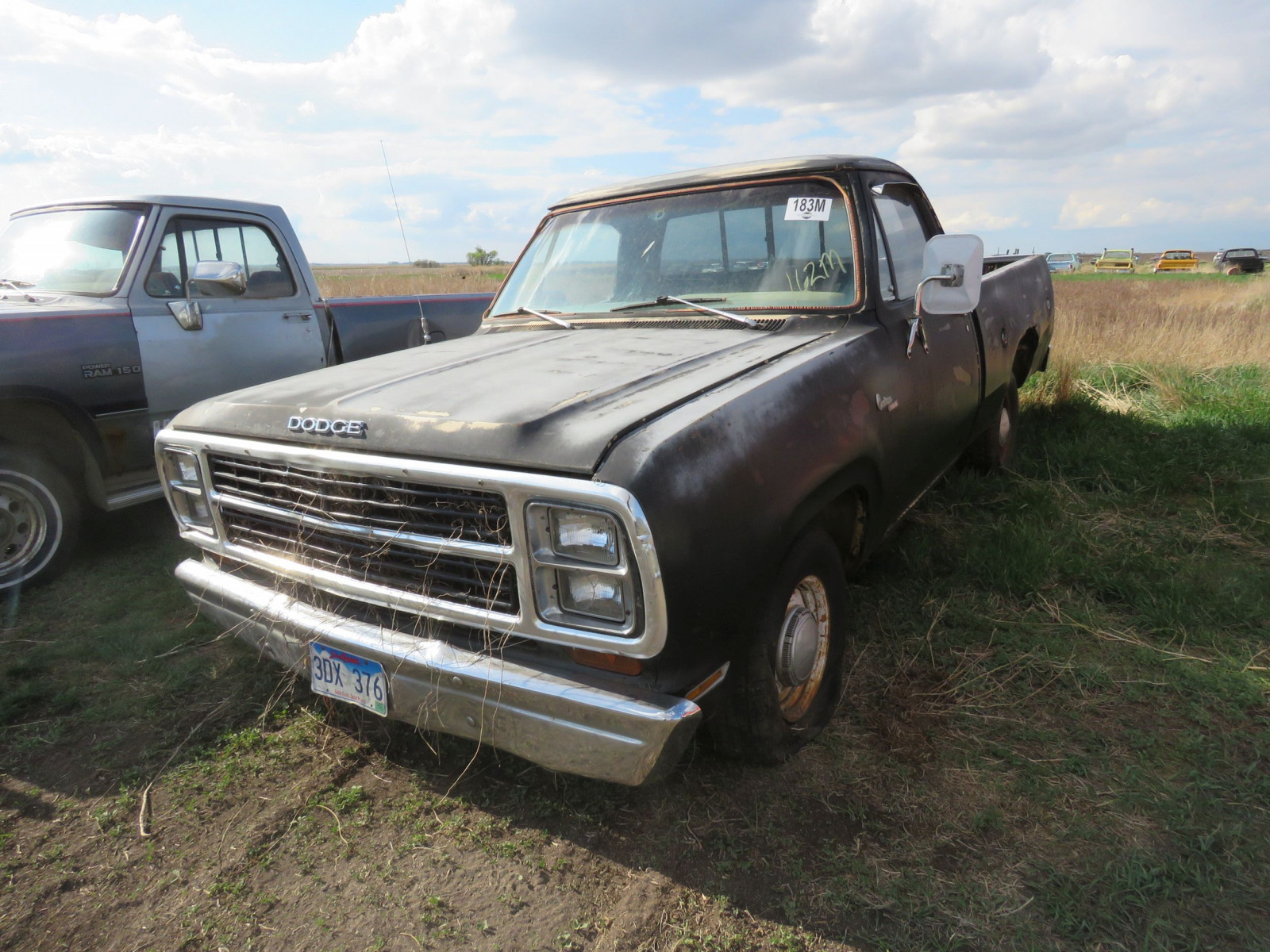 Dodge D150 Pickup - Image 1
