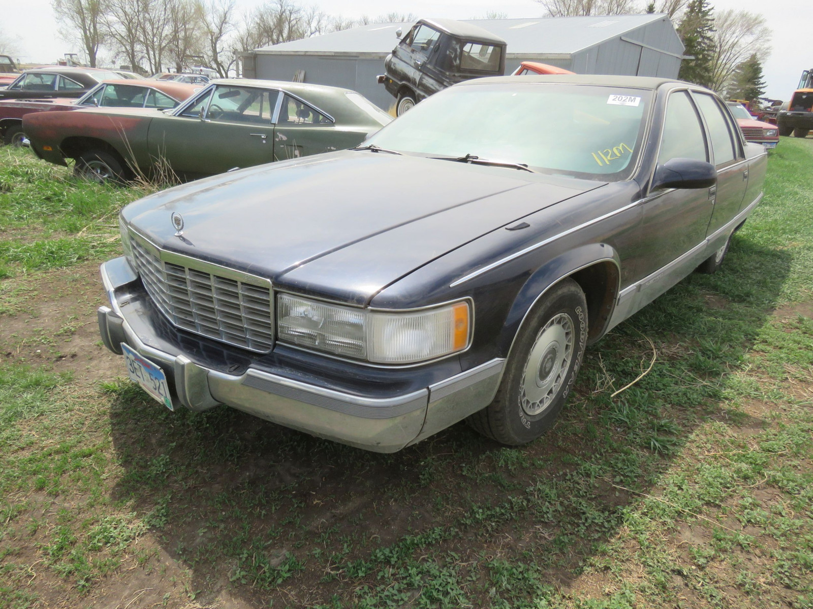 1996 Cadillac Fleetwood Brougham - Image 1