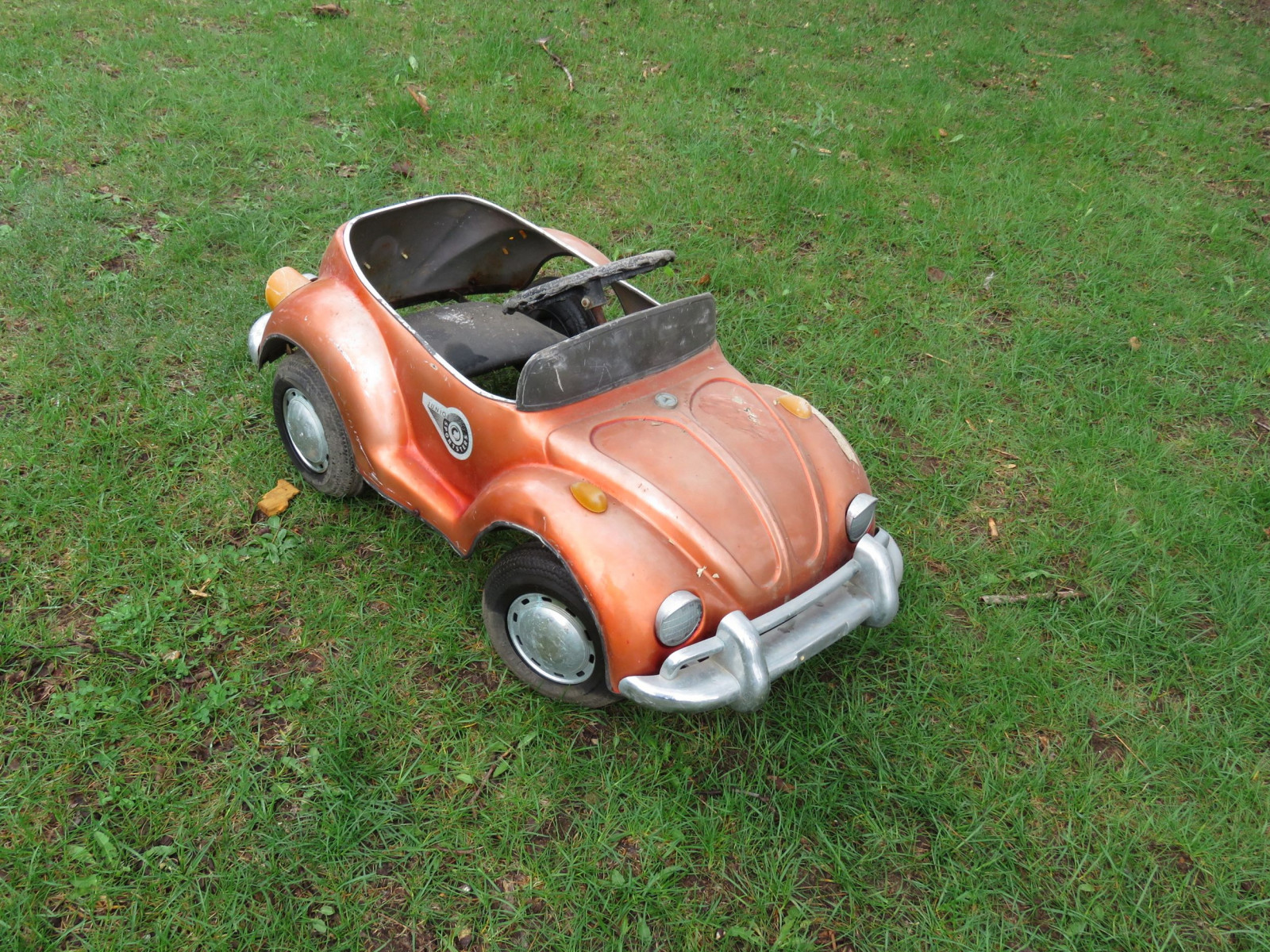 VW Pedal Car - Image 1