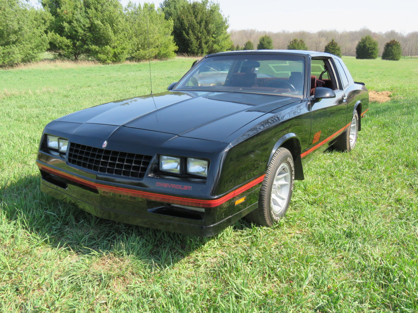 1987 Chevrolet Monte Carlo SS - Image 1