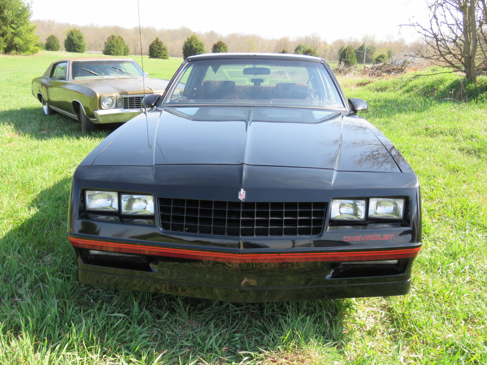 1987 Chevrolet Monte Carlo SS - Image 2