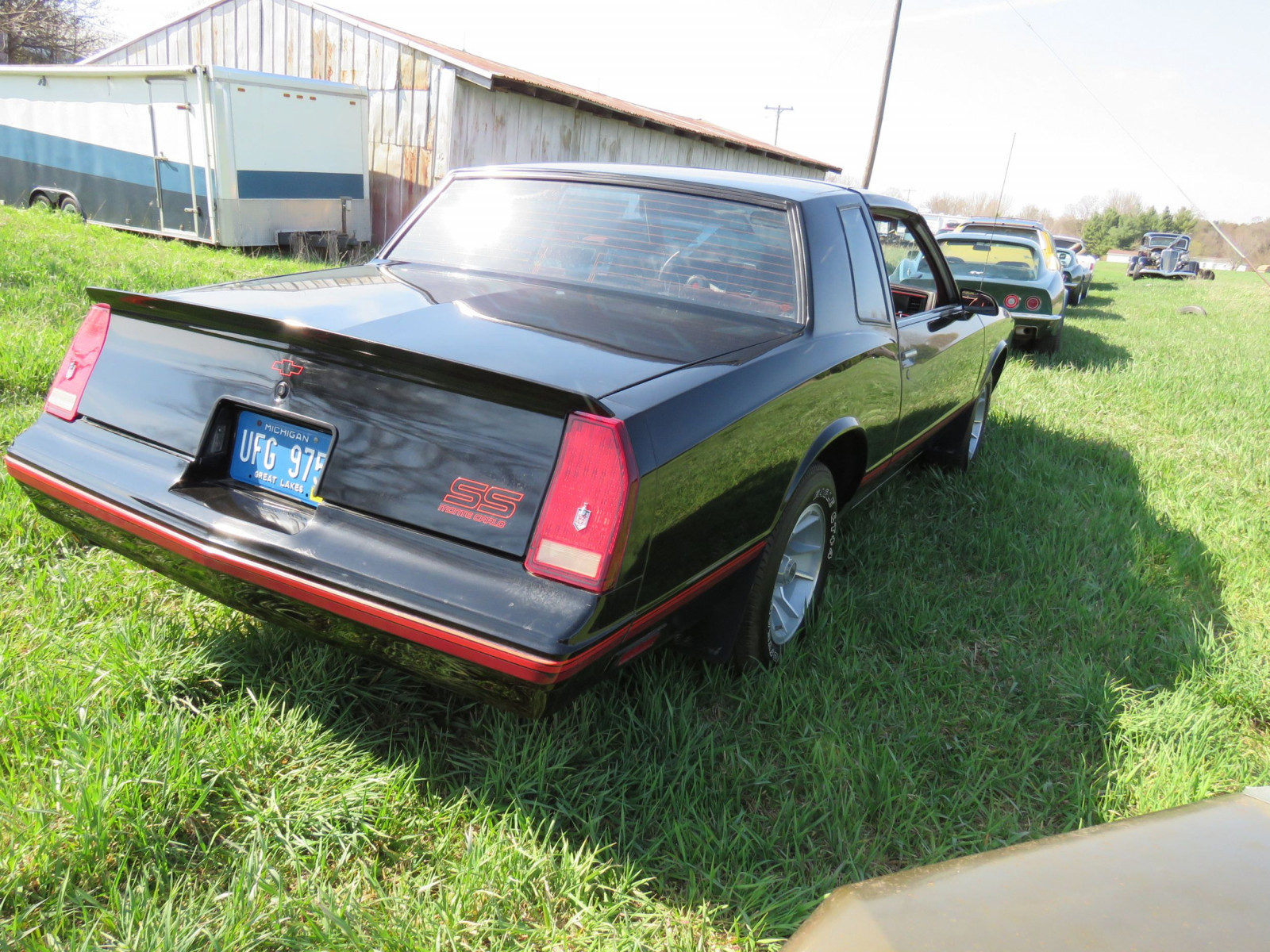 1987 Chevrolet Monte Carlo SS - Image 4